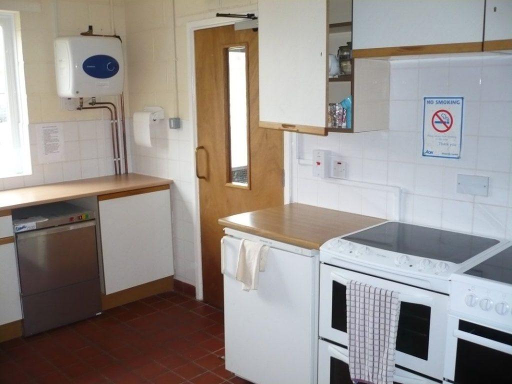 Toller Porcorum Village Hall, West Dorset - Kitchen, one of the key facilities