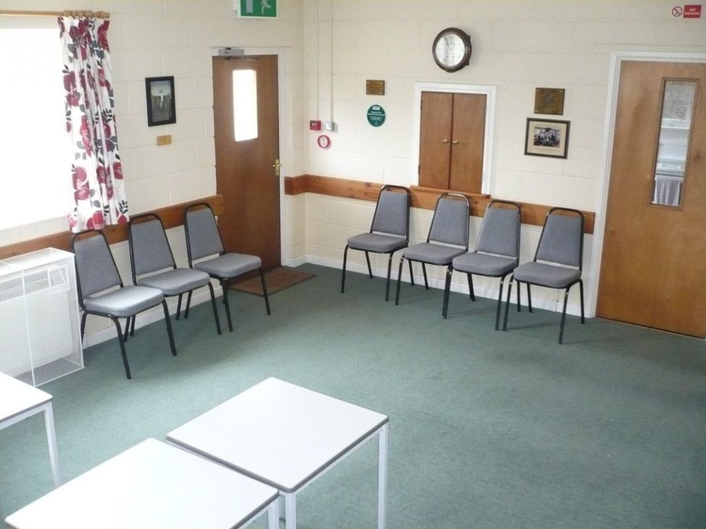 Toller Porcorum Village Hall, West Dorset - committee room one of the key facilities