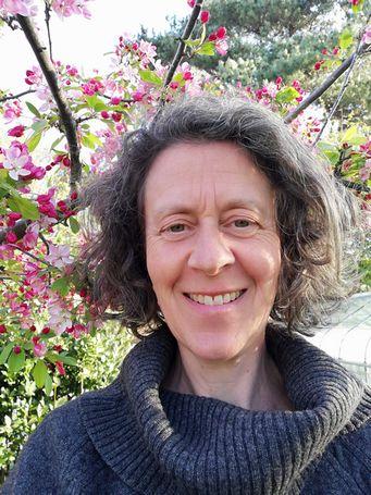 Sue Sullivan Yoga teacher